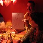 """Show-Restaurant """"Zur Tabak-Baude"""", Bennewitz, 2009"""